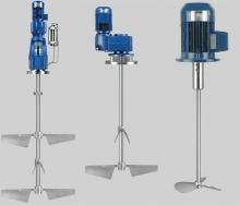 Перемешивающие устройства EKATO